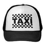 Taxi ~ Taxi Cab ~ Car For Hire Mesh Hat