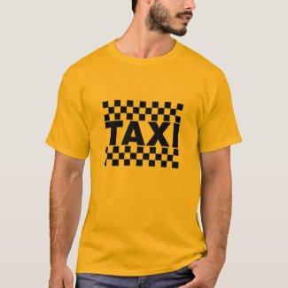 Taxi ~ Taxi Cab ~ Car For Hire T-Shirt
