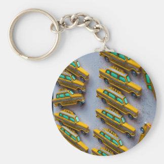Taxi Taxi Keychain