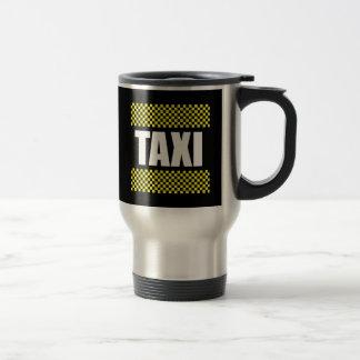 Taxi Taza De Viaje