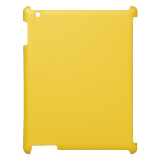Taxi Yellow Acid Lemon Yellow Uptown Girl Designer Cover For The iPad