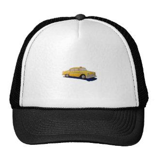 Taxicab Trucker Hats