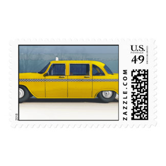 Taxicab stamp