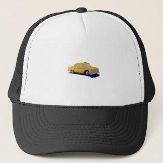 Taxicab Trucker Hat