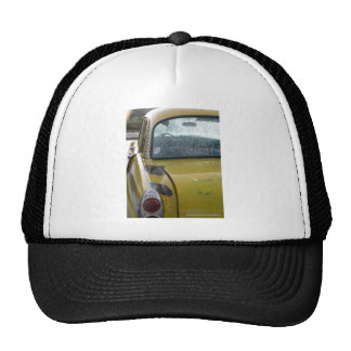 TAXICAB TRUCKER HAT