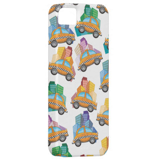Taxicabs New York iPhone SE/5/5s Case