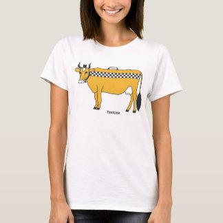 Taxicow Women's Babydoll T-Shirt