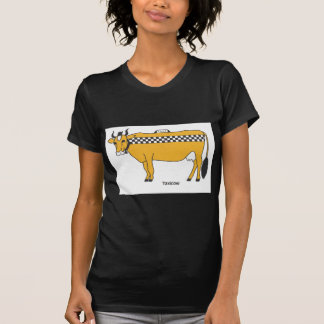 Taxicow Women's T-Shirt Black