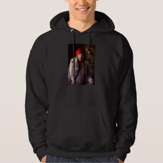 Taxidermist - Jaque the fur trader Hoodie