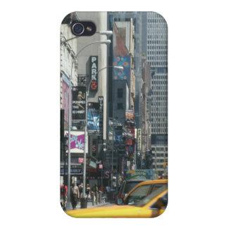 taxie en el caso de Nueva York para el iPhone iPhone 4 Funda