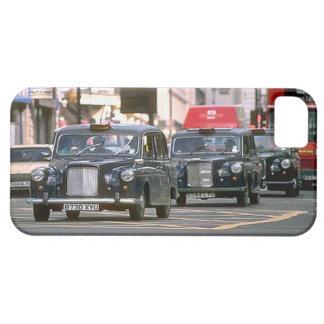 Taxis de Londres iPhone 5 Case-Mate Funda