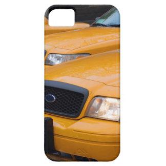 Taxis de Nueva York iPhone 5 Protector