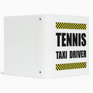 """Taxista del tenis carpeta 1"""""""