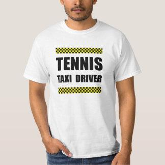 Taxista del tenis playera