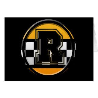 Taxista inicial de R Tarjeta