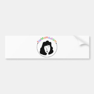 TaxMama Bumpersticker Bumper Sticker