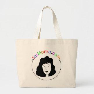 TaxMama Canvas Bag