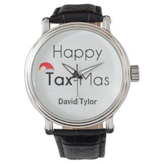 TaxMas feliz Relojes