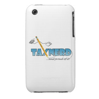 TaxNerd Blackberry Case