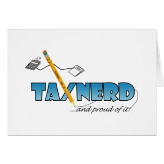 TaxNerd Card