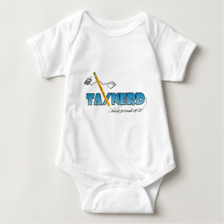 TaxNerd Infant Creeper