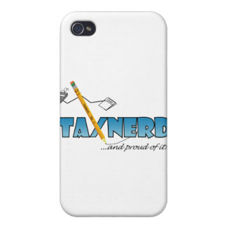 TaxNerd Iphone Case