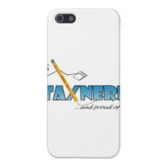 TaxNerd Iphone Case Case For iPhone 5
