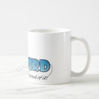 TaxNerd Swag Classic White Coffee Mug