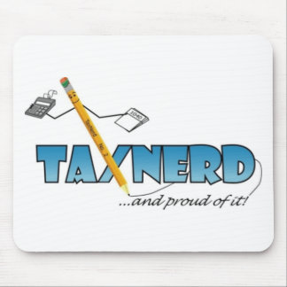 TaxNerd Swag Mouse Pad