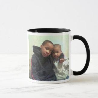 Tay and Fat Daddy Mug