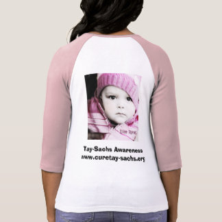 Tay-Sachs Awareness Prevention Tees