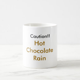 tay zonday Chocolate Rain Coffee Mug