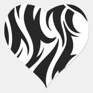 Tayanita Logo Heart Sticker