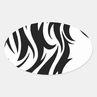 Tayanita Logo Oval Sticker