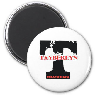 Tayberlyn 2 Inch Round Magnet