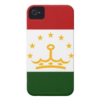 Tayikistán Case-Mate iPhone 4 Cárcasas