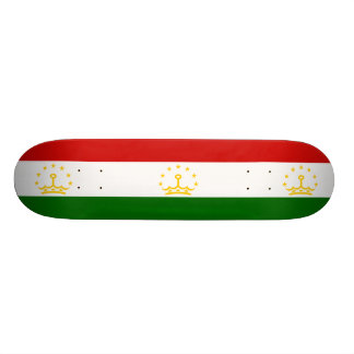 Tayikistán, Siria Patineta Personalizada