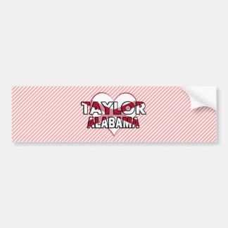 Taylor, Alabama Bumper Sticker