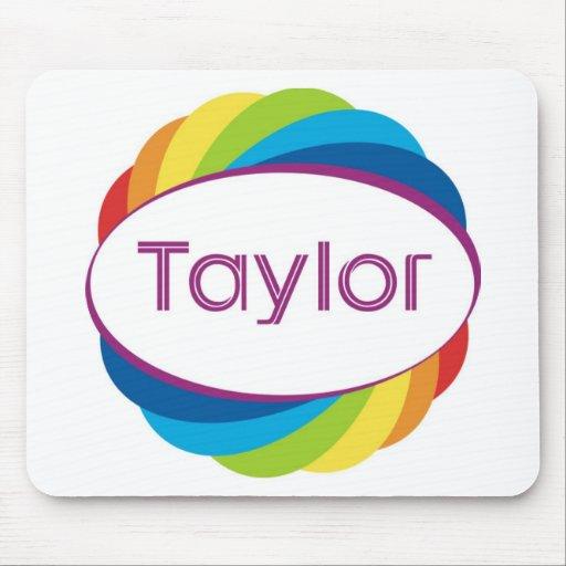 Taylor Alfombrillas De Ratón