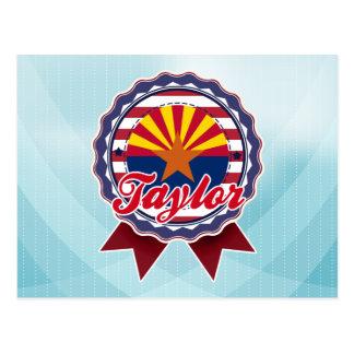 Taylor, AZ Postales