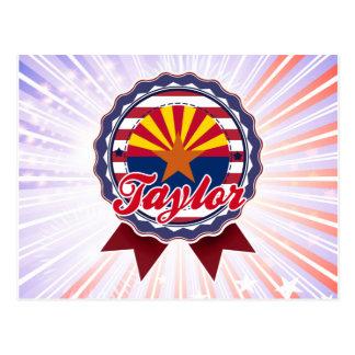 Taylor, AZ Tarjetas Postales