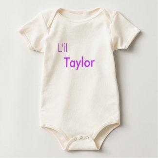 Taylor Baby Bodysuit