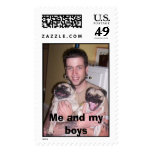 taylor & boys, Me and my boys Stamp