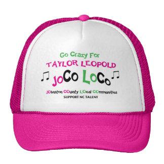 TAYLOR: Cap Hats