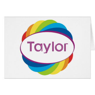 Taylor Cards