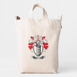 Taylor Coat of Arms Duck Bag
