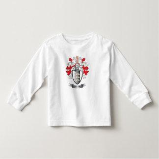 Taylor Coat of Arms Toddler T-shirt