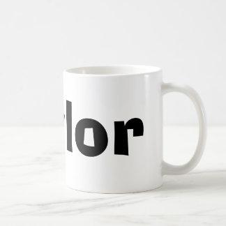 Taylor Coffee Mug