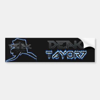 Taylor DEAK Sticker Bumper Sticker
