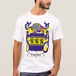Taylor Family Coat of Arms T-shirt